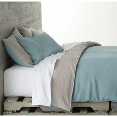 Azure Bed Linens on Wanelo