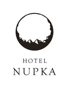 HOTEL NUPKA vol.3 十勝のクリエイターとつくりあげた世界でここだけのホテル空間。|Page 2|「colocal コロカル」ローカルを学ぶ・暮らす・旅する Logo Sign, Typography Logo, Logos, Logo Branding, Branding Design, Logo Samples, Japan Logo, Hotel Logo, Logo Creation