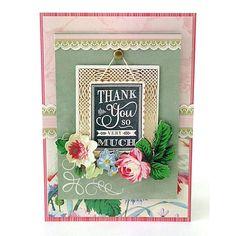 Anna Griffin® Chalkboard Sentiment Stamp Set