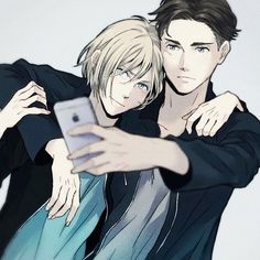 Pairing: Yurio x Otabek  Anime: Yuri!!! On ice!