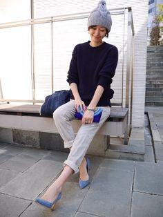 「Maki's wardrobe」の画像|田丸麻紀オフィシャルブログ Power… |Ameba (アメーバ) Fashion Addict, Girl Fashion, Fashion Outfits, Womens Fashion, Fasion, Japanese Models, Japanese Fashion, Simple Outfits, Cool Outfits