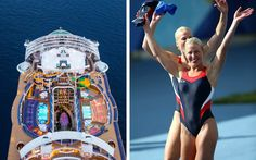 It all went down while the ship was moving, too. http://www.travelandleisure.com/cruises/cruise-ship-dive