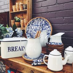 - AVAILABLE - #vintage #rustic #old #retro #antique #homewares #gifts #tables #furniture #countryhome #countrystyle #kitchenware #enamelware #enamel Country Style, Kitchenware, Tables, Enamel, Rustic, Retro, Antiques, Gifts, Furniture
