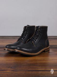 """Dainite Trench Boot"" in Black"