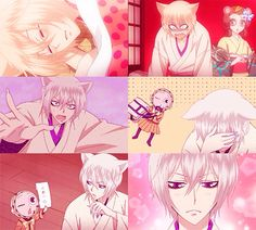 Tomoe. This is a good show, I need to start watching season two. Kamisama Kiss