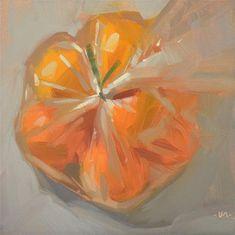 "Daily Paintworks - ""Bagged"" - Original Fine Art for Sale - © Carol Marine"