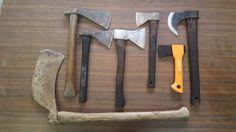Petita col·lecció de destrals