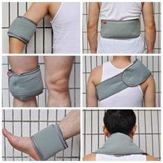 Ajustable-Hielo-Frio-Caliente-Pad-compresa-Envoltura-Rodilla-Cuello-Tobillo-Leg-Pack-cubierta