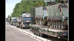 Exército Brasileiro se posiciona em todo o Brasil