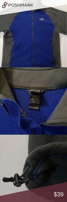 42225be247a Mens The North Face Full Zip Fleece Jckt Men's The North face full zip  fleece jacket