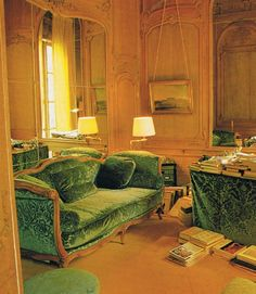 Library…French Style Suzanne Slesin & Stafford Cliff c. 1982