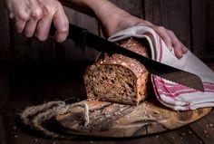 Sourdough Bread, Organic, Baking, Yeast Bread, Bakken, Backen, Postres, Pastries, Roast