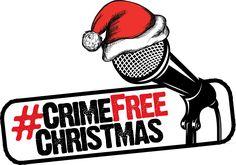 Vitrola em Brasa: #CrimeFreeChristmas - Por um Natal sem Crimes