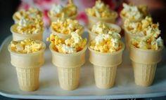 Olympic popcorn