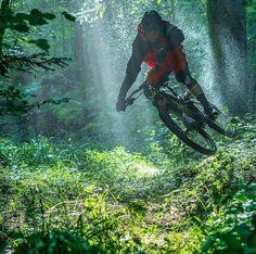 Life is like riding a bike- it`s fun!