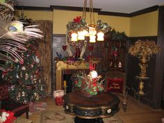 Image detail for -Victorian Parlor - Holiday Designs - Decorating Ideas - HGTV Rate My ...