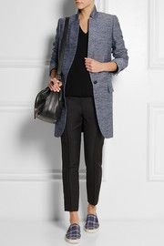 STELLA MCCARTNEY Bryce bouclé coat