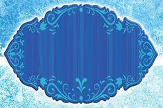 Montando a minha festa: Frozen sem os personagens