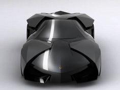 Lamborghini Ankonian Concept #Cars-Motorcycles