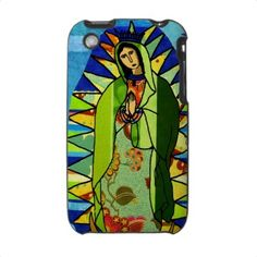 Virgin of Guadalupe iPhone 3 case