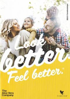 Forever katalógus 2020-2021 by Forever Living info - Issuu Forever Living Products, Feel Better, Feelings