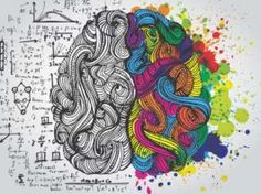 Creative Concept Of The Human Brain Canvas Print by Kirasolly Physical Education Games, Science Education, Brain Vector, Ra Bulletin Boards, Altered State Of Consciousness, Brain System, Human Body Unit, Deaf Culture, Disability Awareness