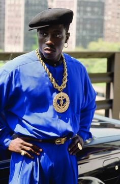 Still of Wesley Snipes in New Jack City