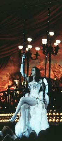Nicole Kidman in Moulin Rouge
