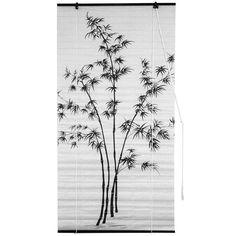Bamboo Tree Shoji Blinds - OrientalFurniture.com