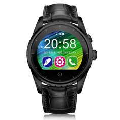 Bluetooth Smart Watch Phone Mate for Android iPhone Samsung Fashion Wrist Watch #UnbrandedGeneric