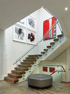 Staircase, Contemporary Staircase, Toronto