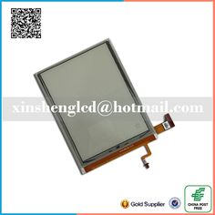 56.00$  Buy now - http://alisde.worldwells.pw/go.php?t=32493778789 - Original New ED068TG1(LF)  LCD Screen+Backlit for KOBO Aura HD Reader LCD Display free shipping