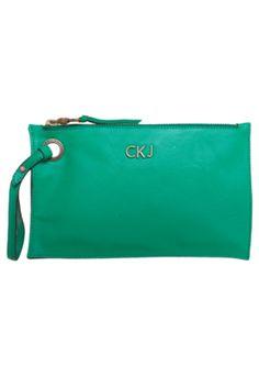 Carteira Calvin Klein Havana Verde - Compre Agora | Dafiti