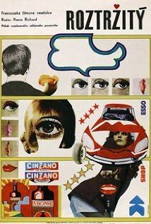 Directed by Pierre Richard. With Pierre Richard, Marie-Christine Barrault, Maria Pacôme, Catherine Samie. A comedy about an absent-minded man who works at a advertising company. Cinema Posters, Film Posters, Retro Posters, Pierre Richard, Polish Posters, Typography Art, Classic Films, Vintage Movies, Hinata