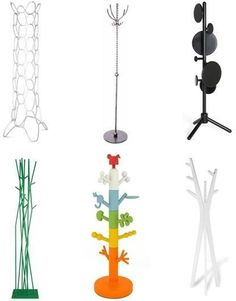 A selection of our favourite coat stands