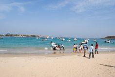 Ile de Ngor, Senegal