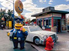 ORLANDO, FLORIDA. ¡En Springfield! Planifica tu visita a Universal Orlando con estos consejos.
