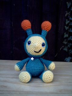 Crochet Amigurumi Baby Monsters With Craftyiscool : Crochet Monsters on Pinterest Amigurumi, Monsters and ...