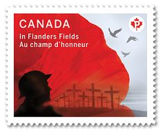 In Flanders Fields   Canada Post May 3, 2015