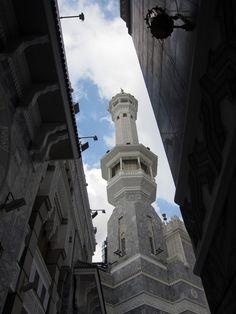 Masjid Haram minaret