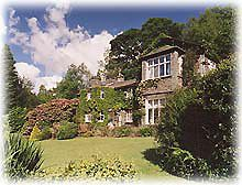 White Moss House owned by William Wordsworth; in Lake District, England