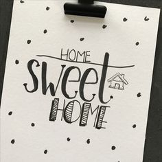 Home sweet hom handlettering 69 ideas Hand Lettering Quotes, Doodle Lettering, Calligraphy Quotes Doodles, Calligraphy Heart, Organisation Journal, Doodle Drawing, Doodle Quotes, Handwritten Quotes, Drawing Quotes