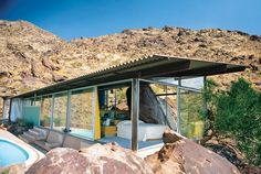 palm springs style interiors/images | Palm Springs Modernism Week Guide to Hotels and Restaurants ...
