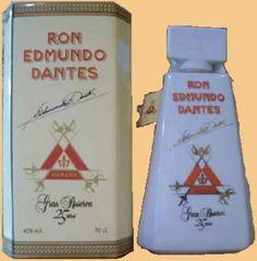 Edmundo Dantes 25 Years Rum