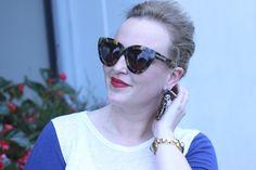 Karen Walker Anytime Sunglasses Crazy Tortoise