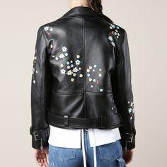 Delancey street leather jackets