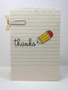 Teacher Gift Cards