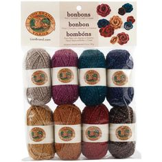 What's better than a one-day sale? How about a sale week! All Lion Brand yarn is on sale for just this week! Check out the pride of yarn here:Bonbons Yarn 8/Pkg-Party http://www.cutratecrafts.com/collection.php/id/654?s=eSvytVA4