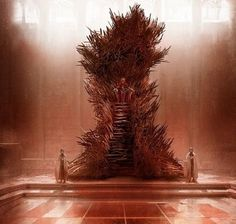 What really looks like the famous Iron Throne of the saga Game of Thrones? When HBO has adapted the series of cult books Game of Thrones by George RR Martin, th George Rr Martin, Art Game Of Thrones, Dessin Game Of Thrones, Eddard Stark, Ned Stark, Luc Besson Films, Serie Got, Art Expo, Robin Hobb