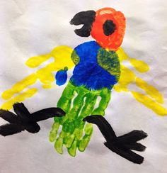 Hand painting artwork based on the indigenous narrative - 'How the birds got their colours' Aboriginal Art For Kids, Aboriginal Dreamtime, Aboriginal Education, Indigenous Education, Aboriginal Culture, Indigenous Art, Spring Activities, Color Activities, Naidoc Week